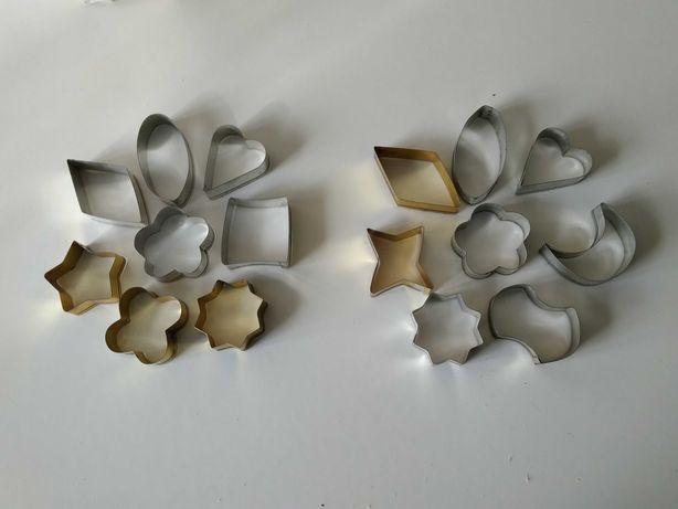 форма для выпечки формочки для печенья металлические времен СССР