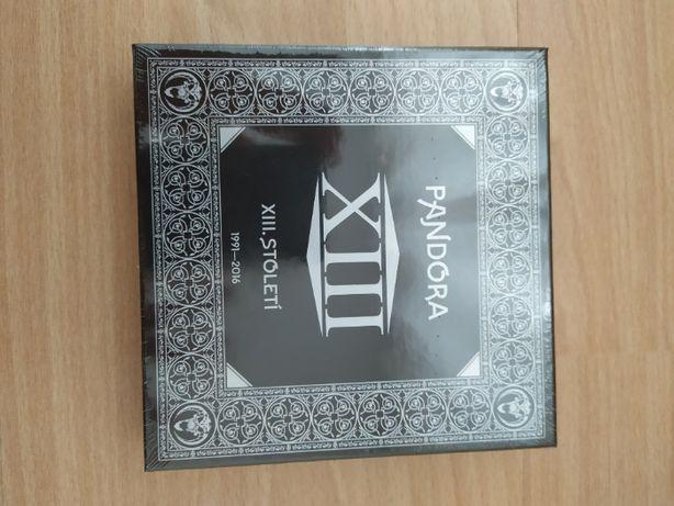 XIII Stoleti - Pandora BOX 10 płyt cd, nowa