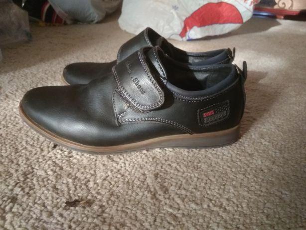 туфли школьные на мальчика