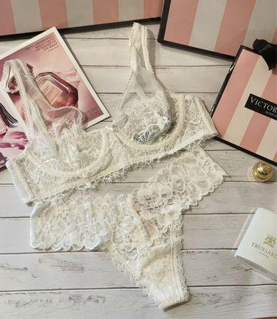 Victoria's secret bra panties бра трусики нижнее белье