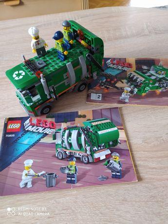 Lego Przygoda.7080W zestawie dwie instrukcje.