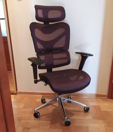 Fotel biurowy/krzesło - Ergonomiczny fotel biurowy ERGO 600