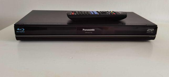 Blu-Ray 3D Panasonic DMP-BDT100+ Pilot