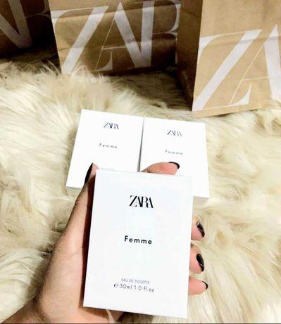 ZARA FEMME - жіночий парфум