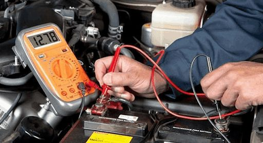 Eletricista auto