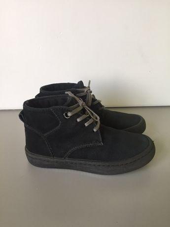 Замшевые ботинки next для мальчика
