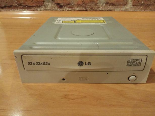 Napęd CD-R/RW LG GCE-8525B 52/32/52