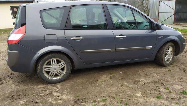 Renault Scenic II , 7 osobowy