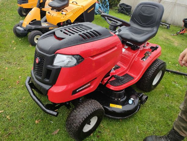 Traktor ogrodowy MTD OPTIMA LG 200 H RTG 20 KM 2 cylindry