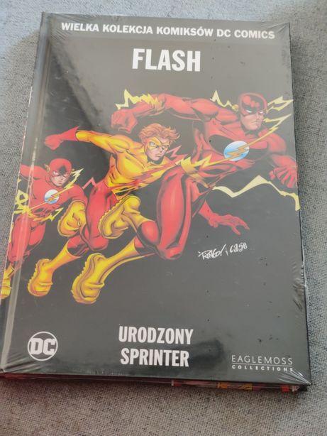 Flash - urodzony sprinter. WKKDC