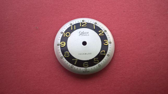 Tarcza jak nowa zegarek Swisse made ODEON
