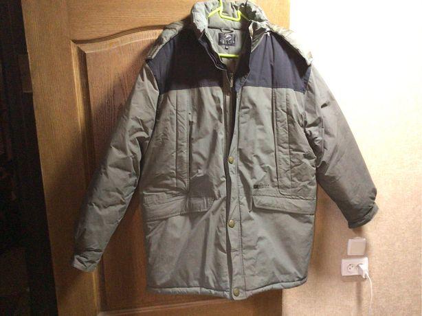 Куртка зимняя теплая XXXL
