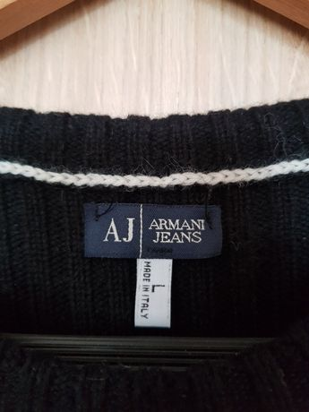 Sweter Armani rozmiar M