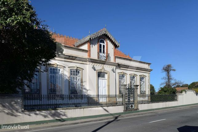 Magnífica Quinta com Casa Senhorial do séc. XIX em São Salvador - Ílha