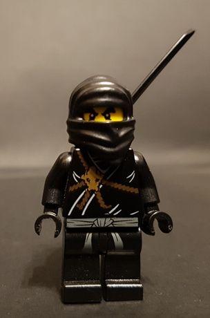 Lego Ninjago #8 + spinner minifigurka, minifigurki minifigures