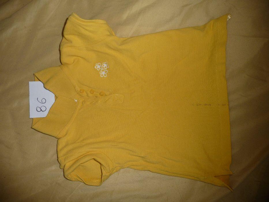 Sprzedam koszulke chłopięcą polo rozm. 86 Warszawa - image 1