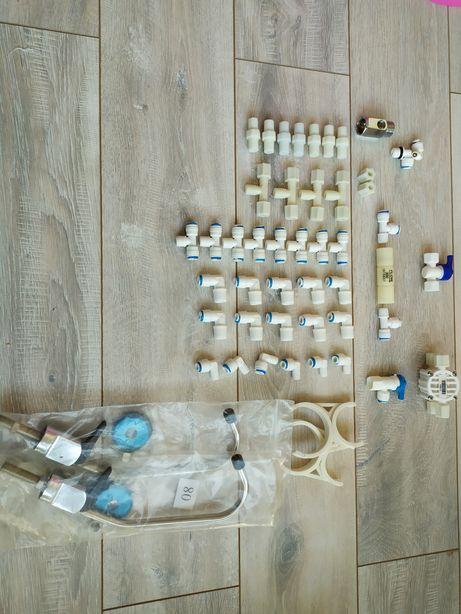 Распродажа фитингов для системы очистки воды