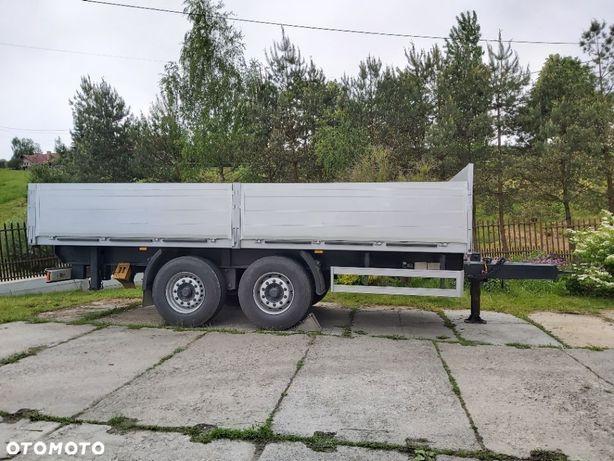 Schmitz Cargobull Keppler Budowlanka 6,5m. Tarcza Stan bdb Skrzyniowa