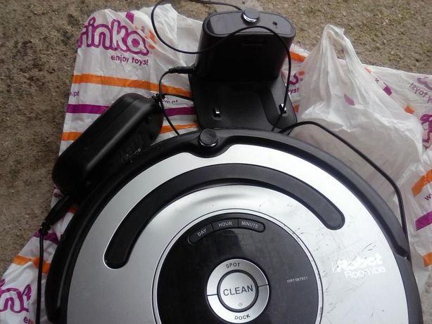 Aspirador iRobot Roomba Serie 500