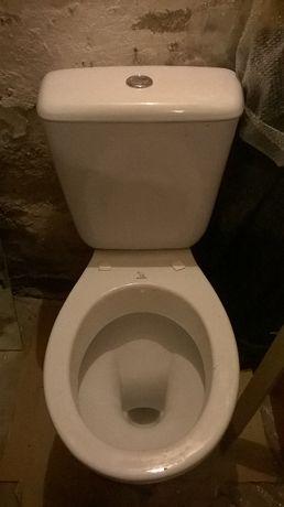 Muszla klozetowa, Kompakt WC firmy Radimp