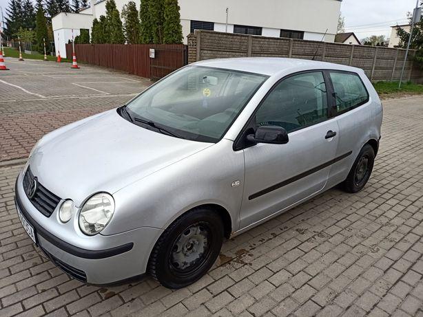Volkswagen Polo 1.2 benzyna 2003 rok ekonomiczne autko