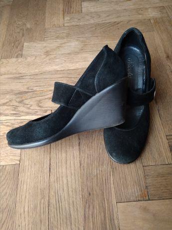 Жіночі туфлі на платформі. Розмір 36. Женская обувь