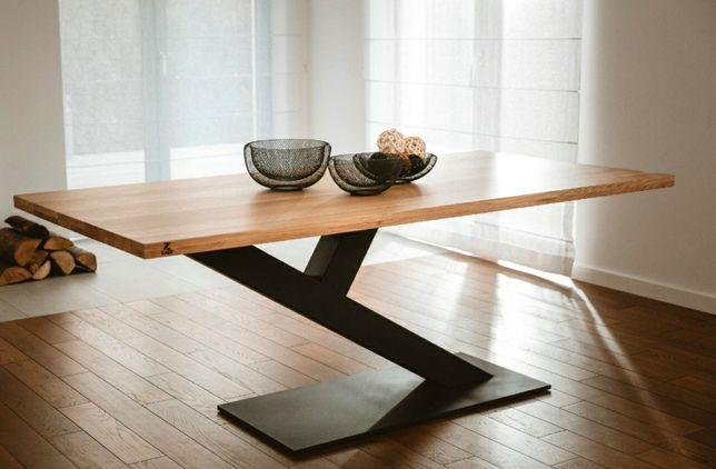 Stół nowoczesny loft industrialny