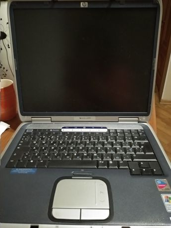 Продам старенький ноутбук из Испании