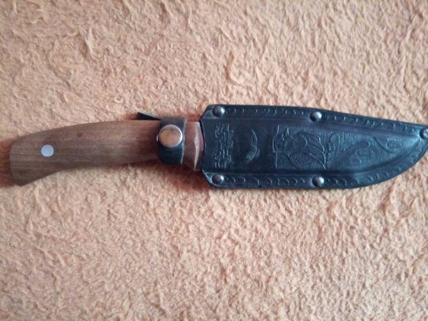 Снегирь - 2 новый нож охотничий Кизляр оригинал