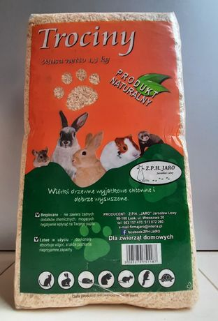 Trociny ekologiczne 1,5 kg