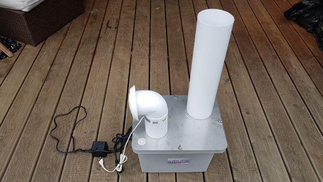 Zamgławiacz ULV, nawilżacz powietrza, dezynfekcja