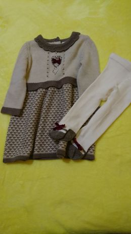 Плаття на дівчинку 3-6міс