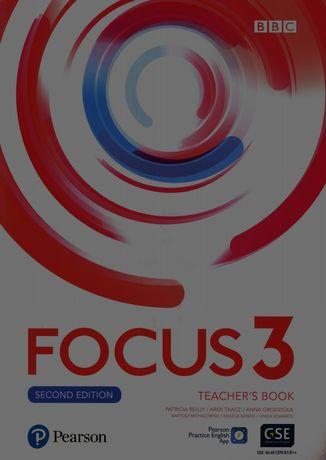ГДЗ/teacher's book/ Focus 3, ed2