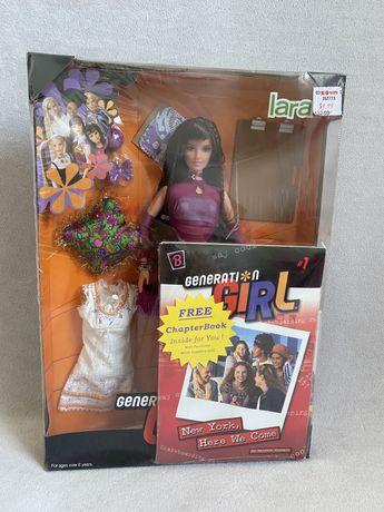 Barbie Generation Girl Lara lalka kolekcjonerska unikat