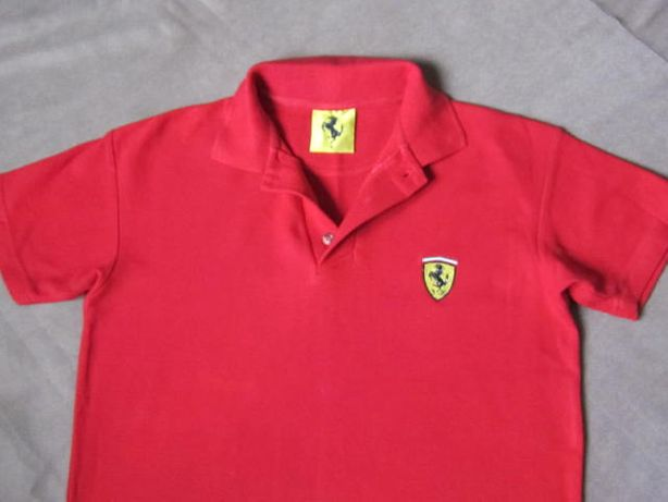 Мужская рубашка (поло) FERRARI