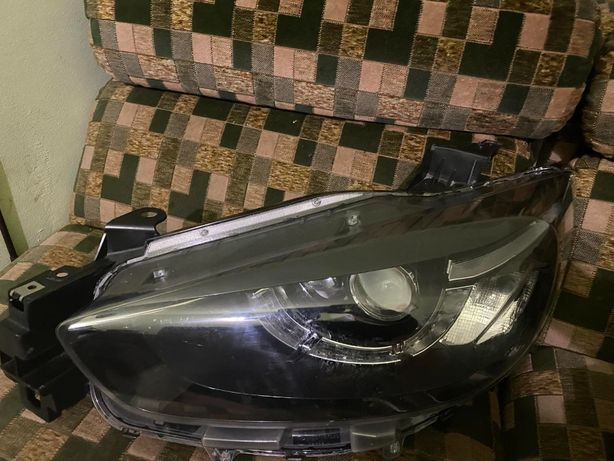 Фара ліва Mazda CX5 2013-16 г.в. Фара левая передняя мазда сх 5
