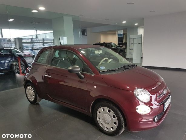 Fiat 500 Fiat 500 1.2 69 Km Pop Z Gwarancją Fabryczną