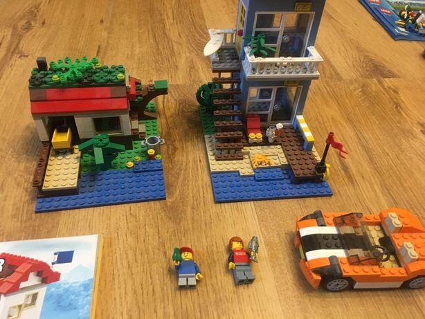 Lego Creator 7346+31010+31017