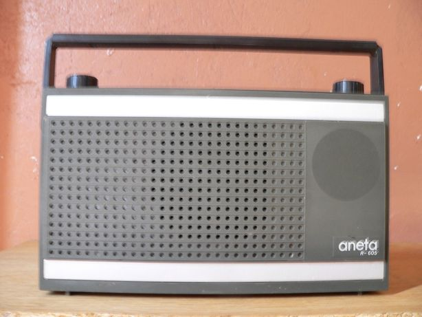 odbiornik radiowy Unitra Aneta.