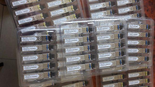 SFP, SFP+ модули, DAC кабели - только новые