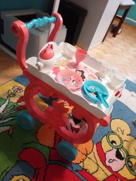 Wózek Smoby z tacą