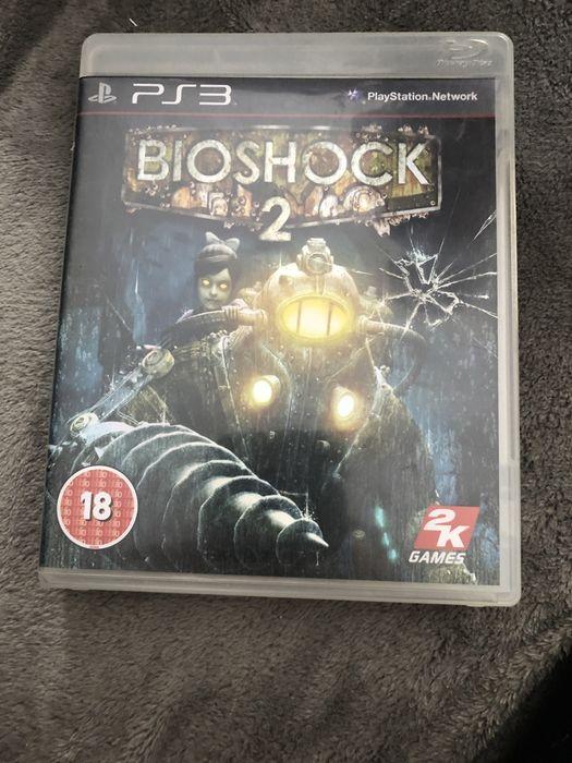Bioshock 2 na PS3 Wymiana /Sprzedaz 20zl Bytów - image 1
