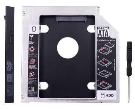 Caddy 12.7mm IDE para Sata 3.0 *VENDO*