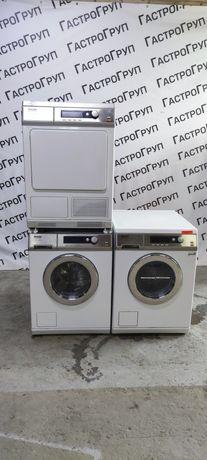 Профессиональная стиральная сушильная машина в комплекте  Miele 2015 г