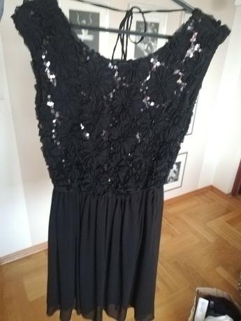 Czarna sukienka ASOS