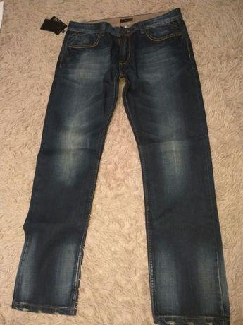 Мужские джинсы Dsquared 36p новые