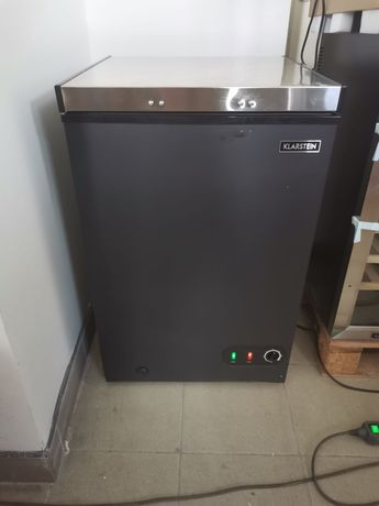 zamrażarka skrzyniowa, wolnostojąca, 98L, A+, Wysokość 85.5cm. Nowa