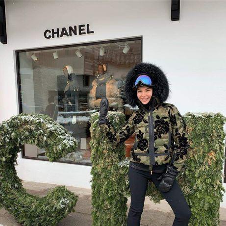 kurtka narciarska bogner jak sportalm,pinko,descente,ea7/narty/snowboa