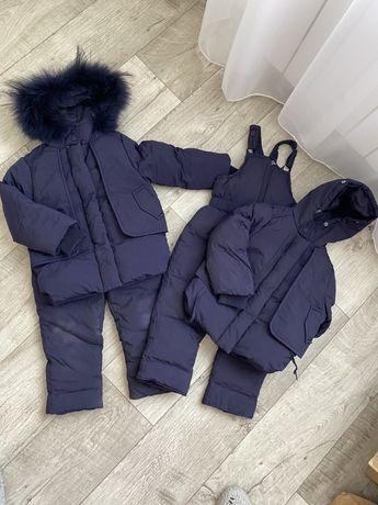 Пуховик, комбенизон, костюм, зимний