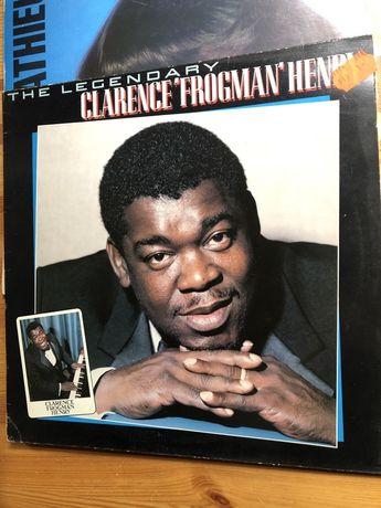 Płyta winylowa Clarence Frogman Henry r. 1983
